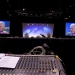 Mile One Centre Audio Visual (Bill Clinton)