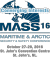 MASS 2016 - Maritime & Arctic Security & Safety Conference